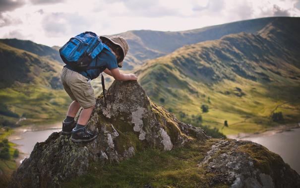 5 плюсов путешествий с детьми
