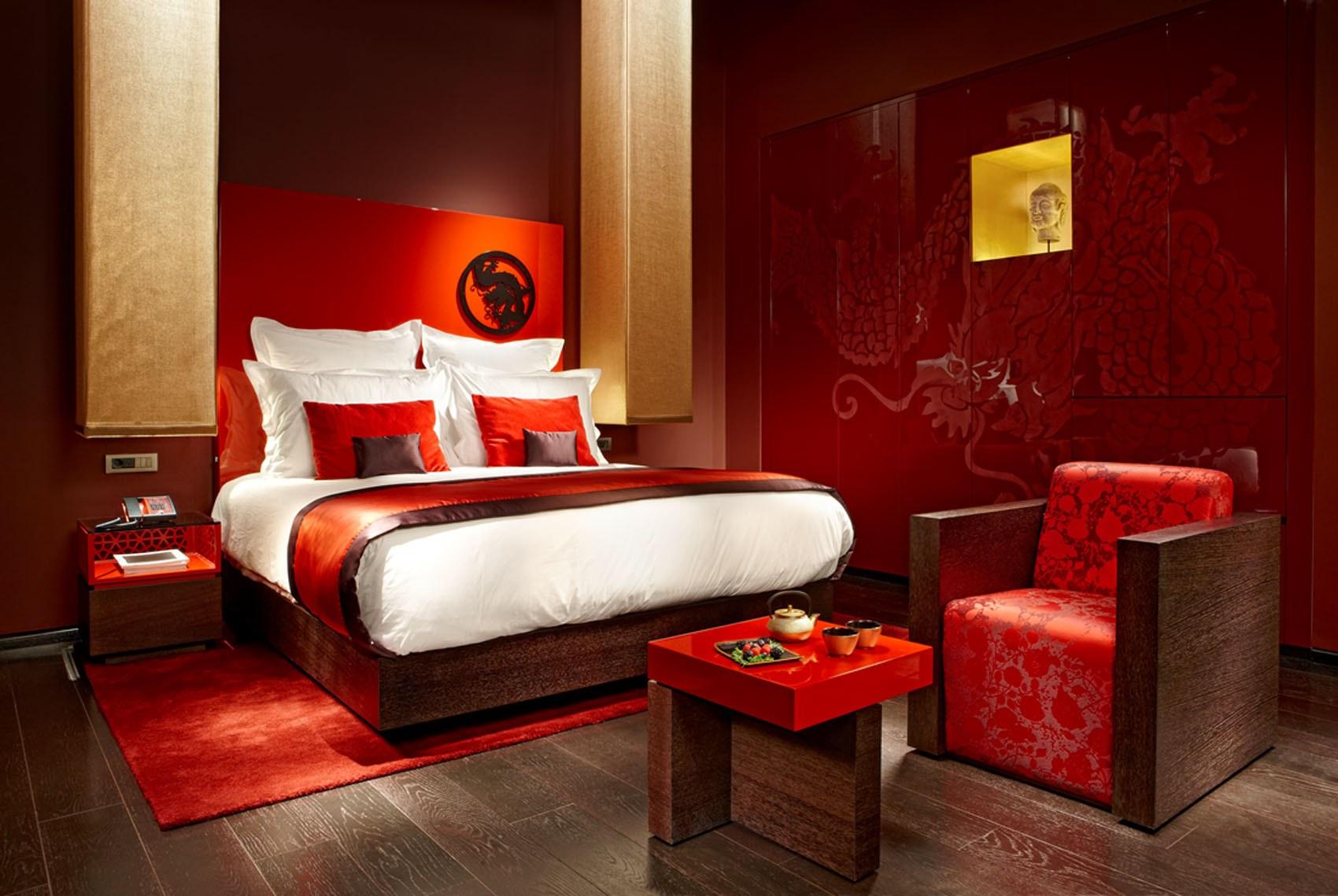 Перерезаем ленточку: отель Buddha-Bar Paris