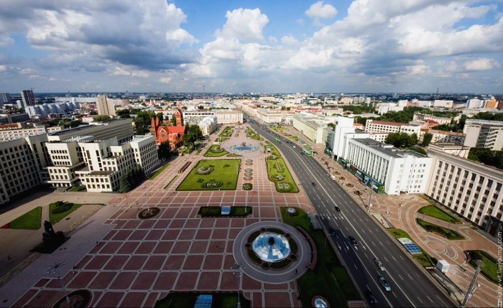 Три обязательных маршрута по Минску