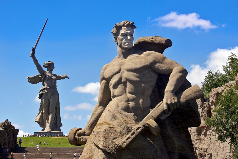 Что посмотреть в Волгограде: по местам боевой славы