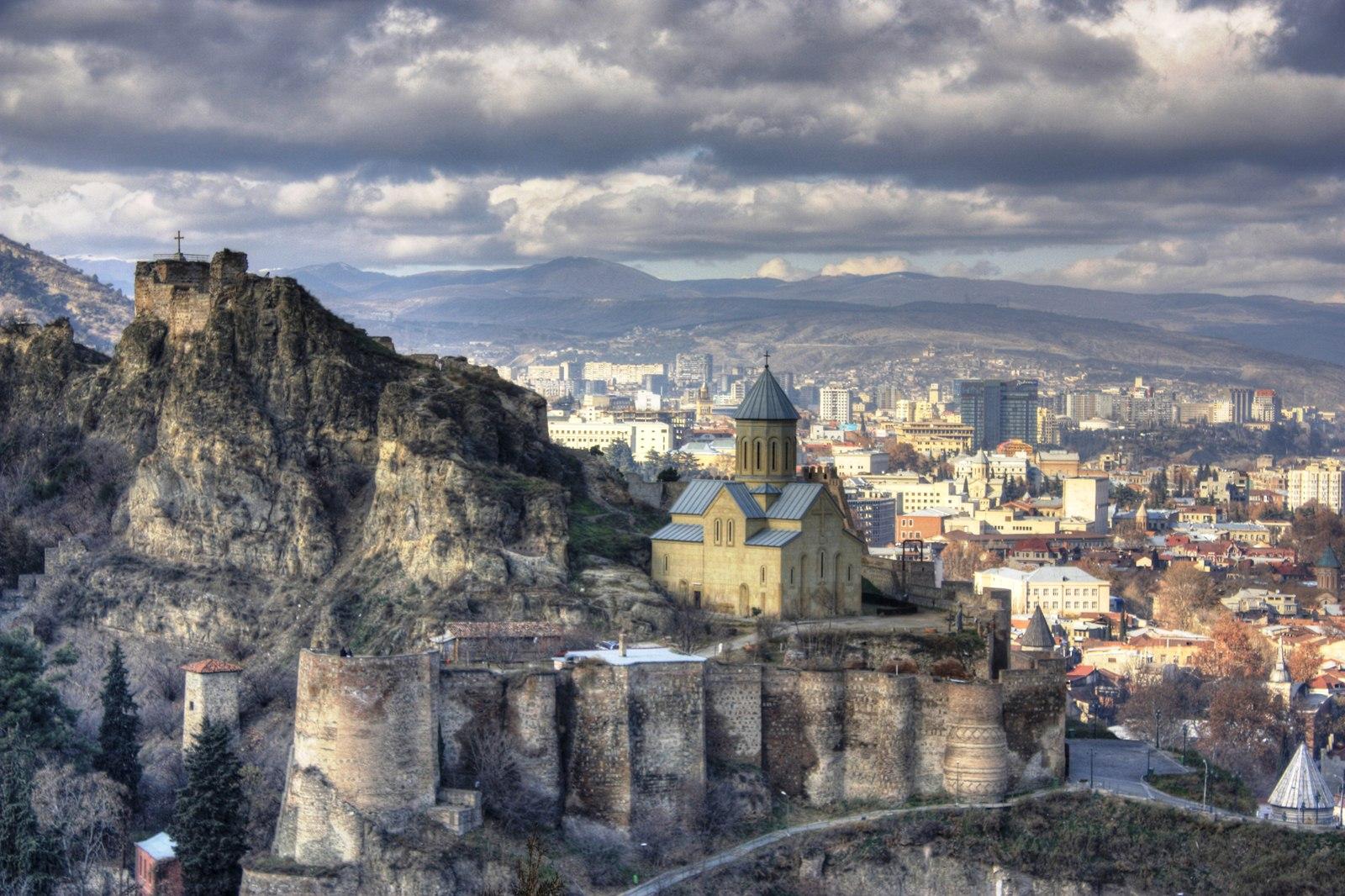 День в Тбилиси за 10 евро