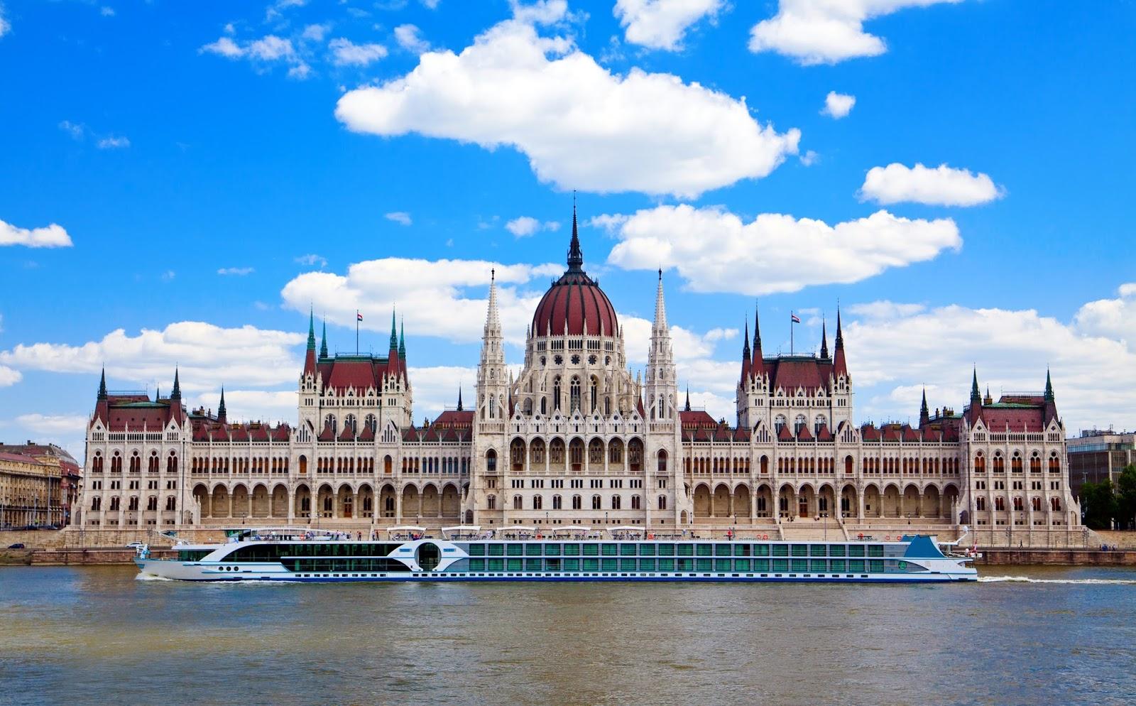 10 лучших речных круизов Европы