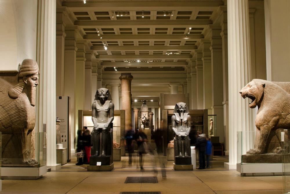 Бесплатные музеи Европы
