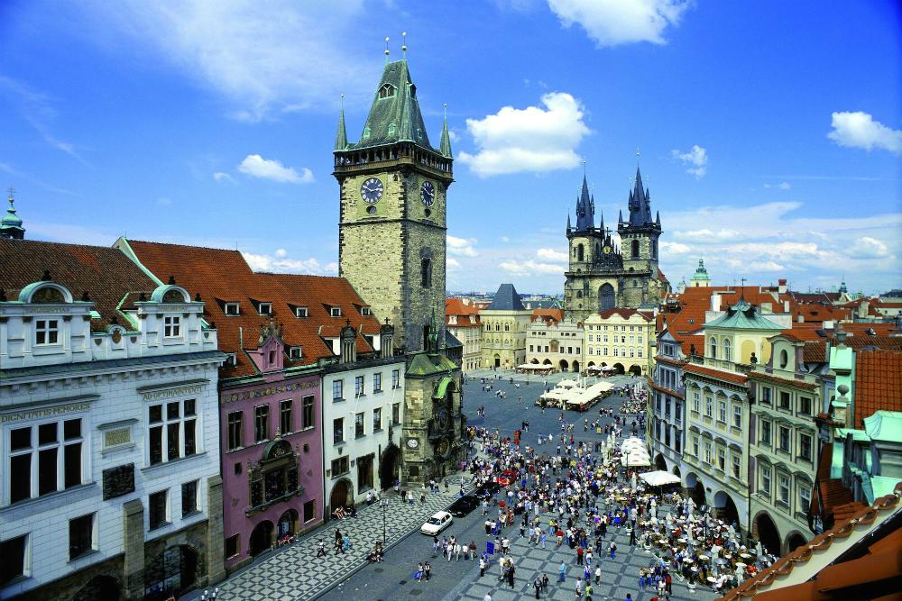 Бесплатные развлечения Праги