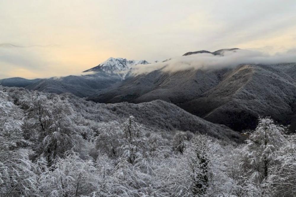 Топ-7 лучших мест Сочи в горах