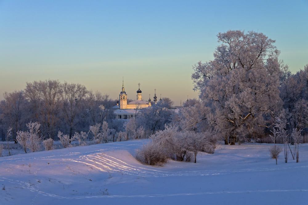 5 мест России, которым идёт зима