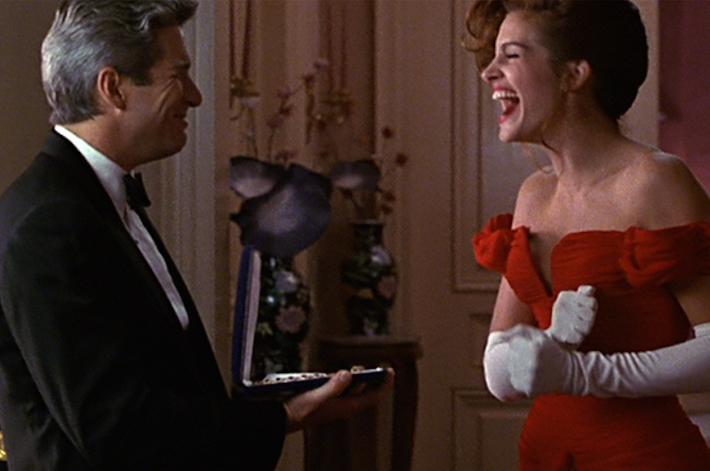 a comparison of the marriage plot in pretty woman and pillow talk films Film analysis about women in the movie pretty woman essay in these two films women are represented as more about film analysis about women in the movie.