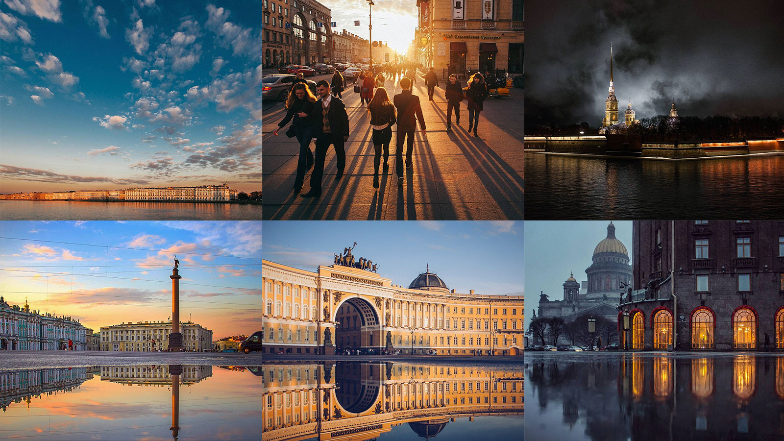 Наблюдая за Петербургом в снимках Instagram