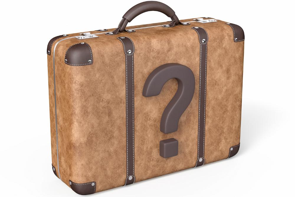 Оставьте вопросы дома — путешествуйте налегке!