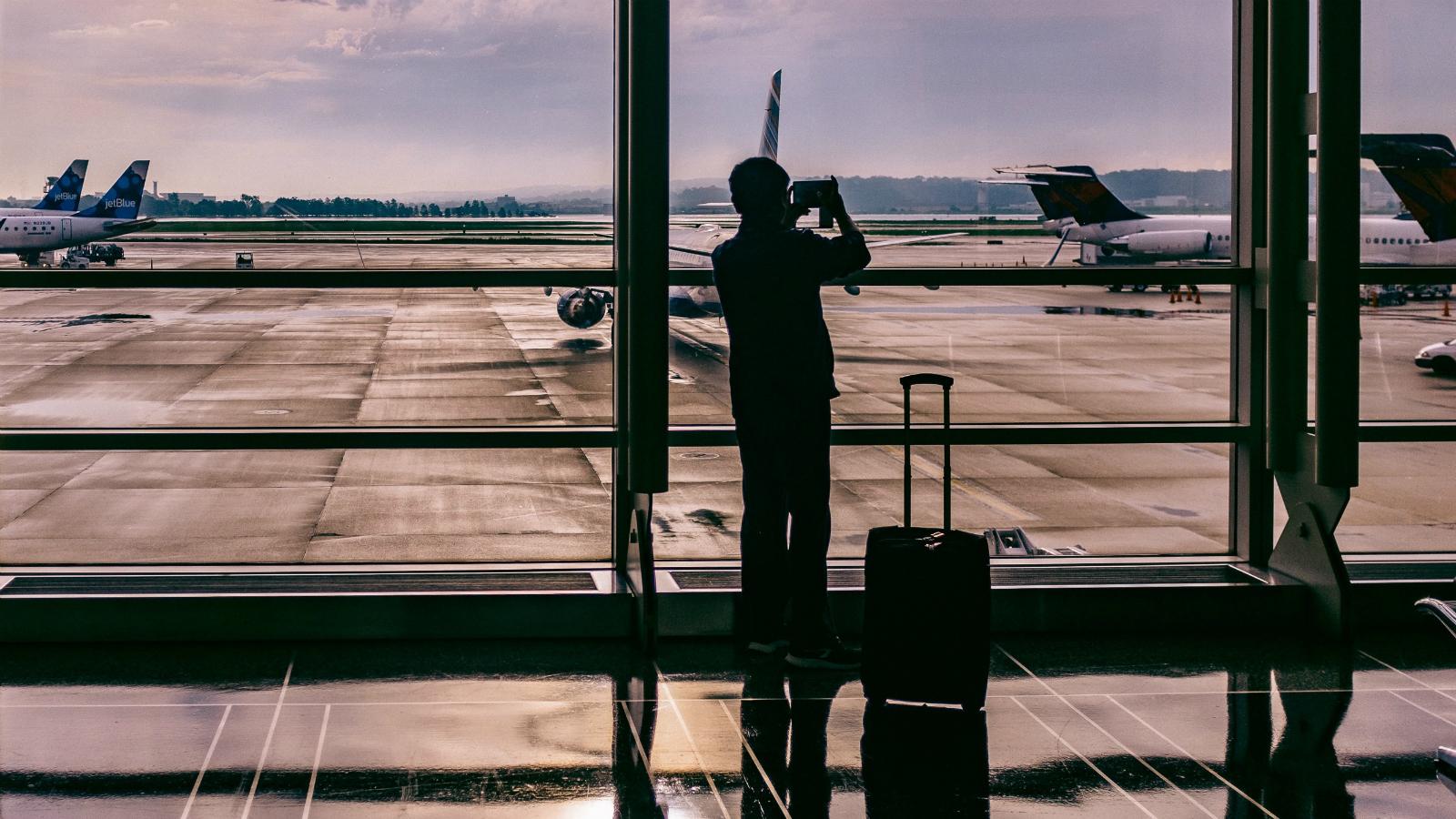 Как убить время в аэропорте