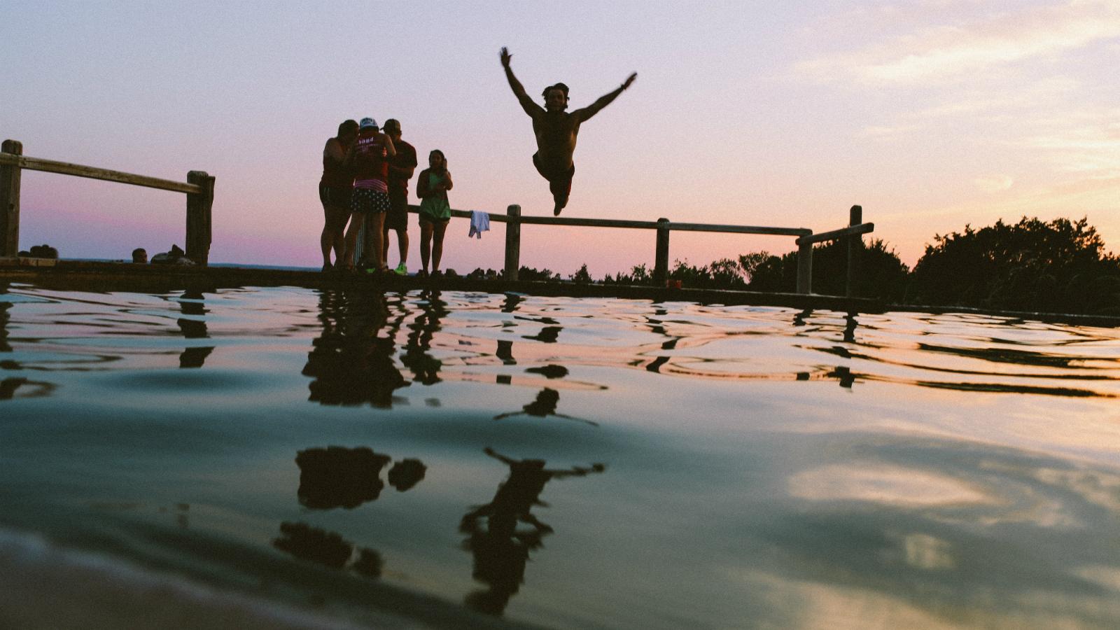 Где искать лучшие открытые бассейны