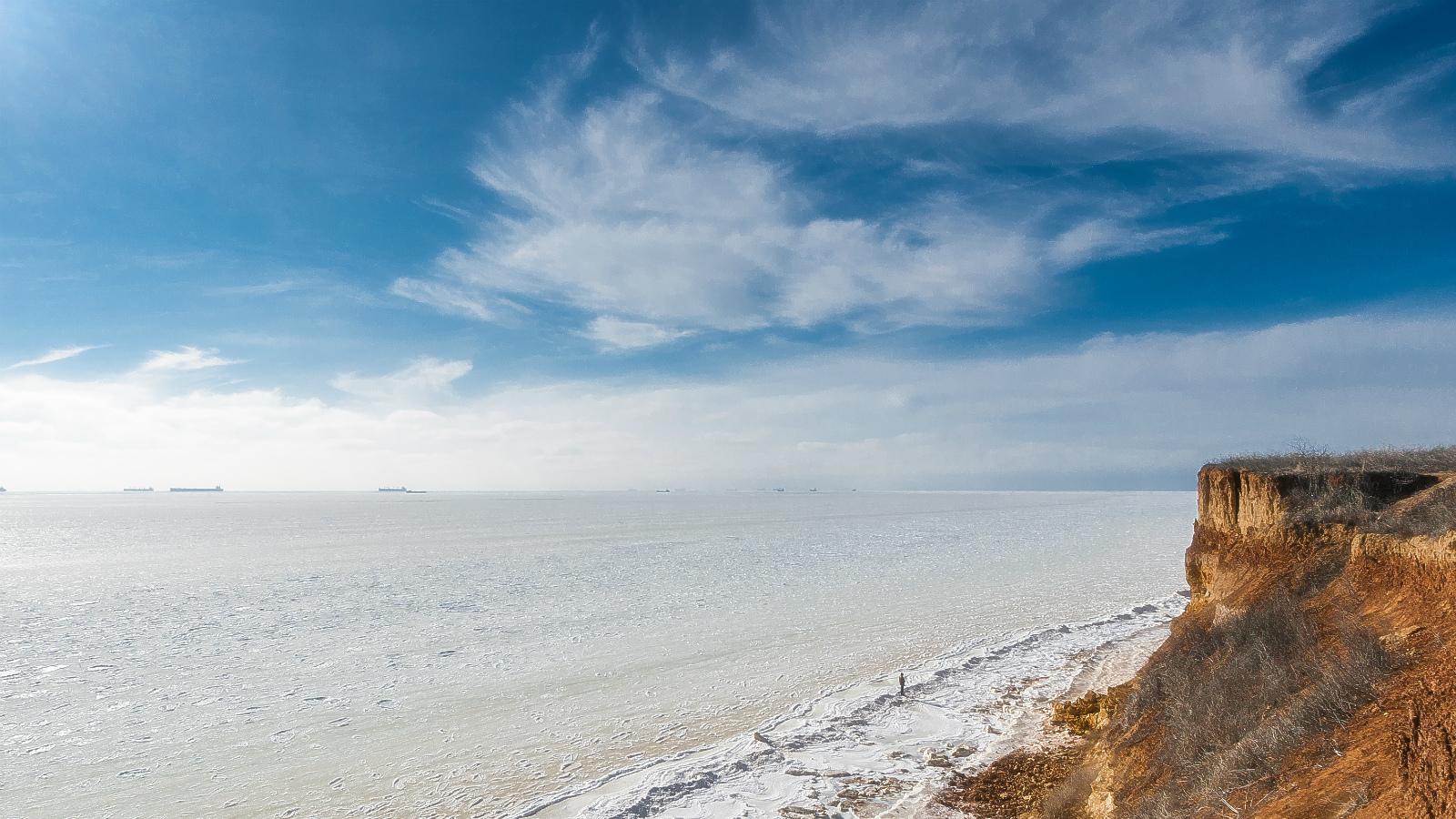 Зачем ехать на Чёрное море зимой