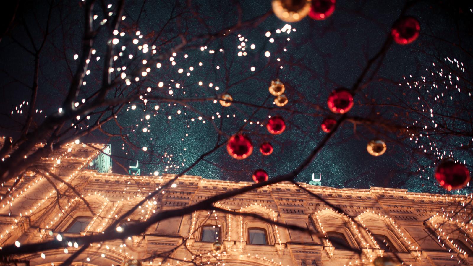 Куда сходить в Москве на новогодних праздниках