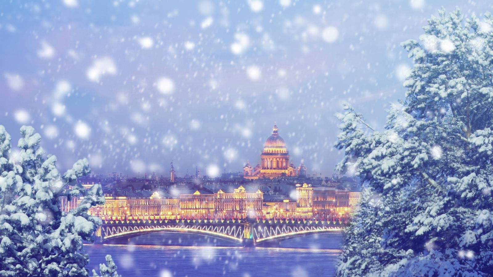 Куда сходить в Петербурге на новогодних праздниках