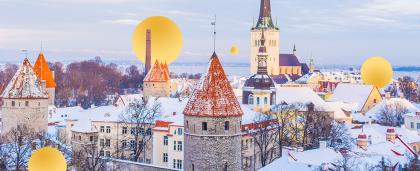 Как путешествовать по Европе зимой?