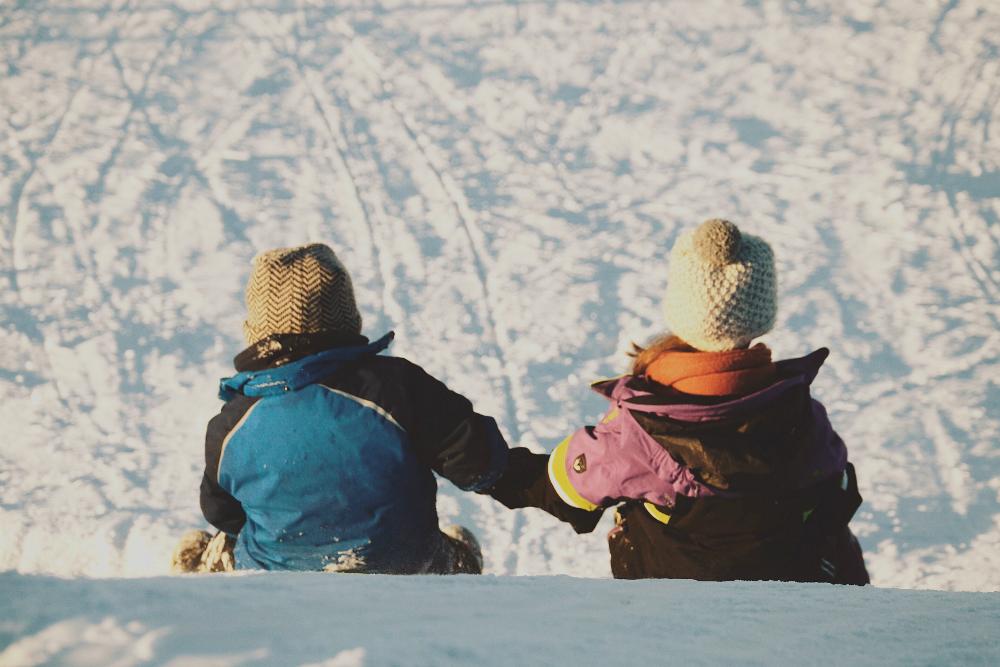 Отдых с детьми на Новый год: 5 направлений для путешествия в горы