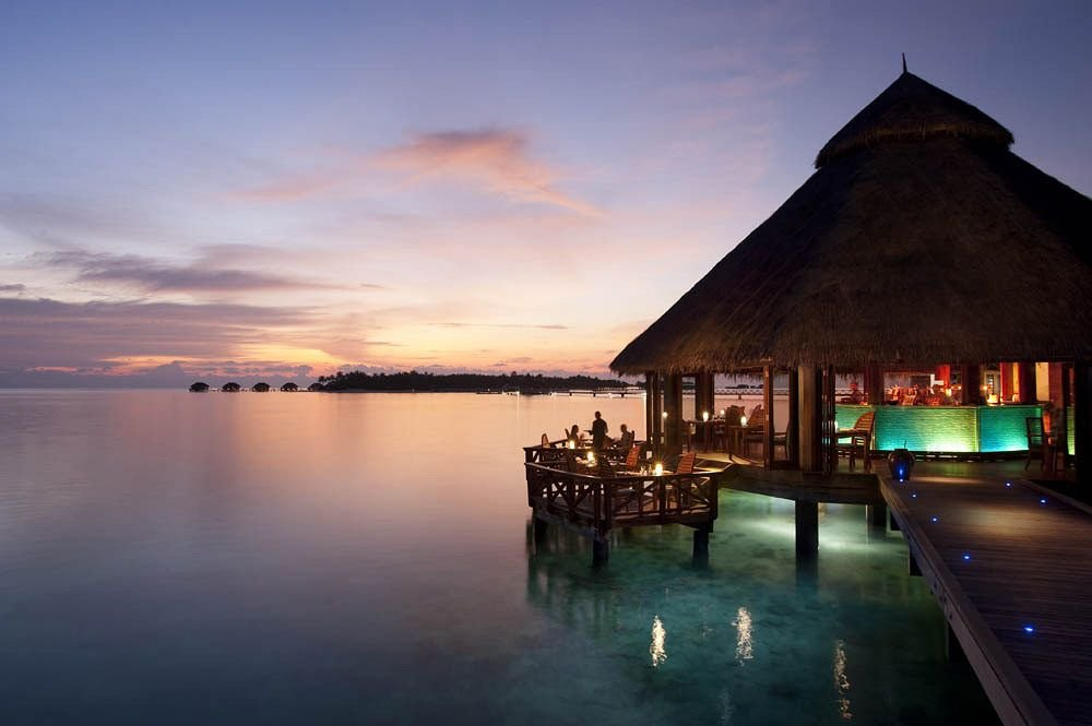 Живу красиво, живу роскошно: отели с панорамным видом