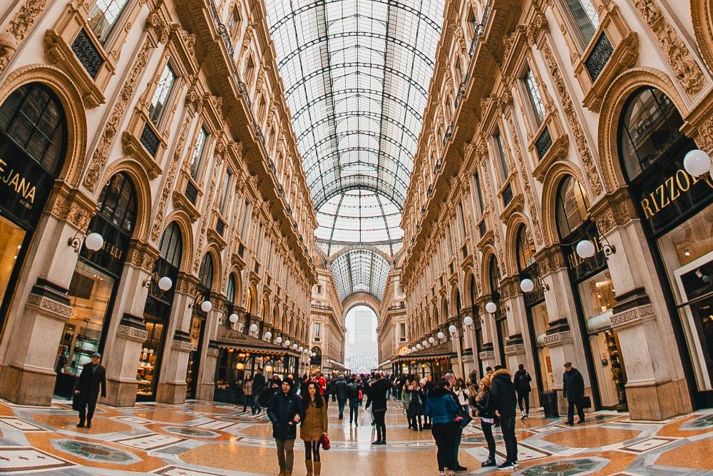 Шопинг в Милане: подробный гид по аутлетам, бутикам и масс-маркету
