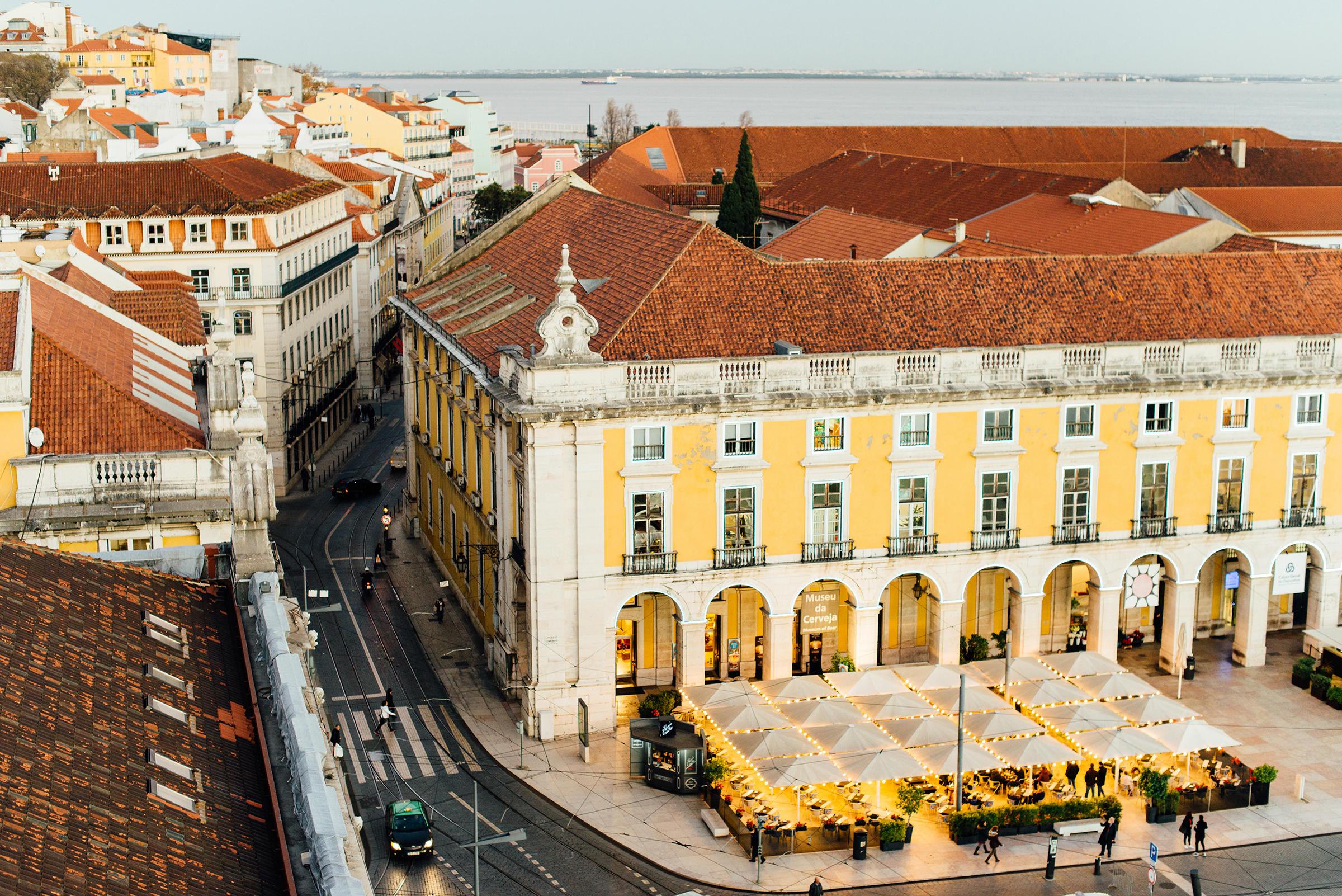 Место силы: что посмотреть в Лиссабоне