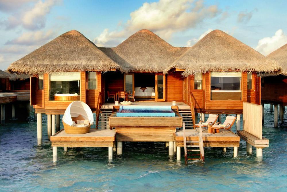 Спа-бонус к твоему отпуску: лучшие спа-отели мира