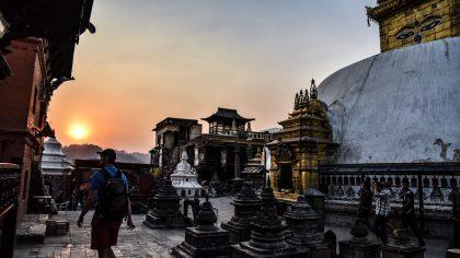 Точка притяжения, Непал: маршрут на 10 дней