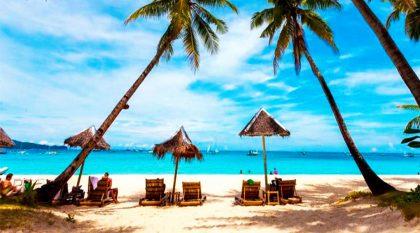 Филиппинский остров Боракай снова откроют для туристов