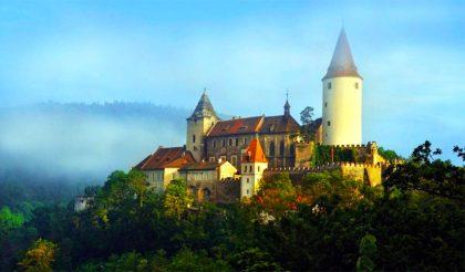 В последнюю субботу августа в чешские замки бесплатный вход