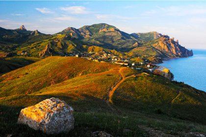 В заповеднике Крыма открыли новый маршрут для туристов