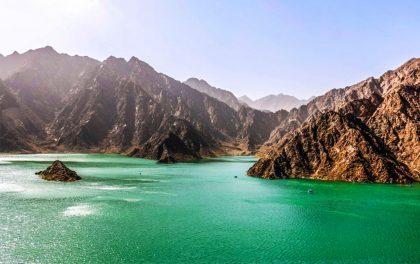 Рядом с Дубаем развивают экокурорт