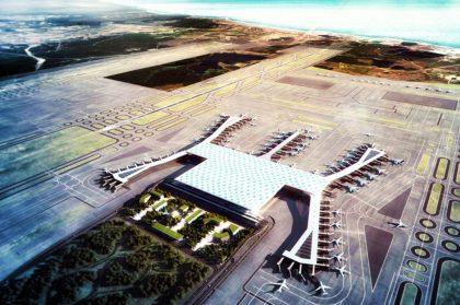 Крупнейший аэропорт Стамбула переделают в сад