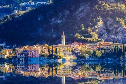 Тишь да гладь: отдых на озёрах Италии