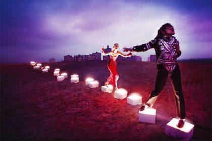 В Лондоне открыта выставка о Майкле Джексоне