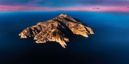 Самый недоступный остров Италии открыли для туристов