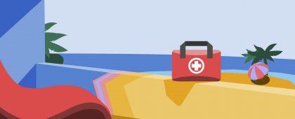 Аптечка туриста: какие лекарства взять в дорогу