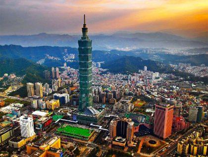 Тайвань временно отменил визы для россиян