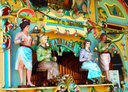 К Рождеству в Мадриде восстановят Театр механических кукол