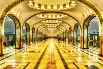 В московском метро появились аккредитованные гиды