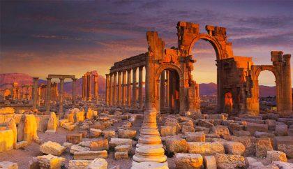 В 2019 году Пальмиру откроют для туристов
