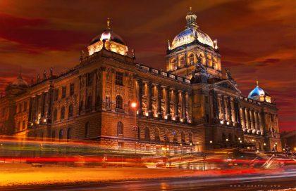 В Праге после реконструкции открывают Национальный музей