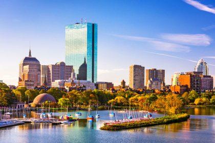 Между Нью-Йорком и Бостоном планируют запустить аэротакси