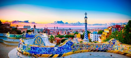 Выиграйте поездку на двоих в Барселону