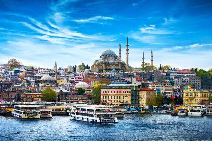 В Стамбуле открыли новый аэропорт