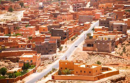 В Марокко отреставрируют старые кварталы