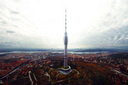 В Стамбуле появится смотровая площадка с видом на Европу и Азию
