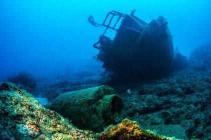 На дне Черного моря обнаружили самый древний в мире затонувший корабль
