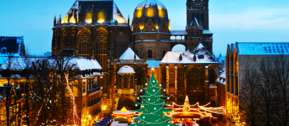 Топ-10 рождественских ярмарок Европы
