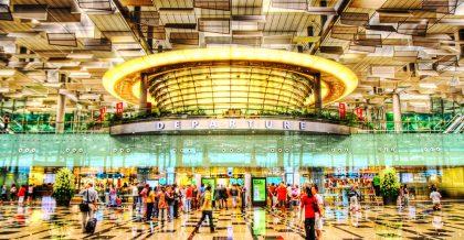 Сингапурский аэропорт превратили во вселенную Гарри Поттера