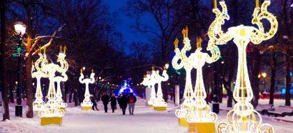 На Новый год в Москве пройдут бесплатные экскурсии