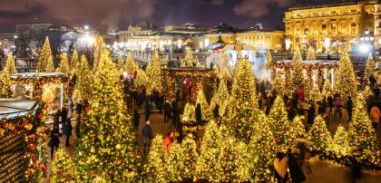 Фестиваль «Путешествие в Рождество» 2018-2019: какие спортивные развлечения ждут гостей