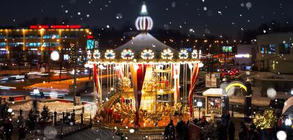 Фестиваль «Путешествие в Рождество» 2018-2019: спектакли и мастер-классы